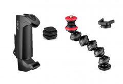 ヴァイテックイメージング、JOBYのスマートフォン用アダプターとゴリラポッドの新製品を発売