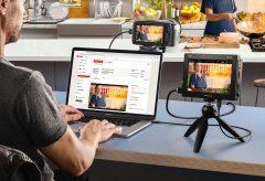 ブラックマジックデザイン、Blackmagic Video Assist 3.3アップデートを発表。Video Assistでウェブカメラをサポート