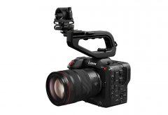 キヤノン、デジタルシネマカメラ「EOS C70」がNETFLIXの認定済みカメラリストに追加