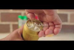 【Views】1400『potato chips』26秒