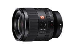 ソニー、焦点距離35mm フルサイズ対応の大口径広角単焦点レンズ Gマスター FE 35mm F1.4 GM を発表