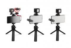銀一、RODEのスマートフォンでのVlog撮影に最適なブイロガーキットを発売