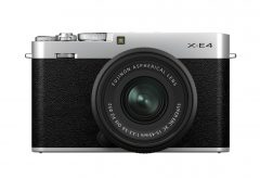 富士フイルム、「Xシリーズ」第四世代のセンサー・画像処理エンジンを搭載した小型軽量なミラーレスデジタルカメラFUJIFILM X-E4を発表