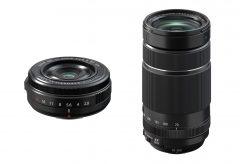 富士フイルム、XFシリーズの単焦点レンズ XF27mmF2.8と超望遠ズームレンズ XF70-300mmF4-5.6 R LM OIS WRを発表