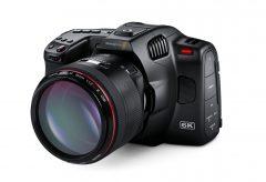 ブラックマジックデザイン、内蔵NDフィルターとティルト調整可能なHDRモニター搭載のBlackmagic Pocket Cinema Camera 6K Proを発売