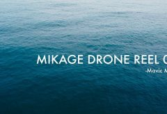 【Views】1532 『DRONE REEL 01 -Mavic Mini-』2分45秒