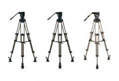 リーベック、中型から大型のリモートカメラ専用の三脚システム LXシリーズを発表