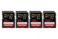 ウエスタンデジタル、サンディスクのV90に対応したエクストリーム プロ UHS-II SDカードを発表