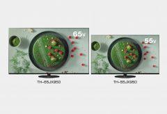 パナソニック、AI技術で最適な画質・音質に調整する4K液晶ビエラ JX950シリーズ2機種を発表