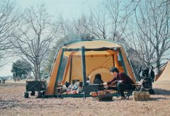 【Views】1612『ファミリーキャンプVLOG』4分58秒