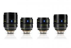カールツァイス、ハイエンドシネプライムシリーズ ZEISS Supreme Prime Radianceの焦点距離18mm、40mm、65mm、135mmのレンズを発表