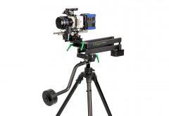 銀一、9.SOLUTIONSの曲線的なカメラ操作も可能になったC-Pan Arm IIを発売