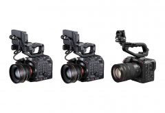 キヤノン、EOS C500 Mark II、EOS C300 Mark III、EOS C70の機能向上ファームウェアを発表