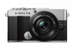 OMデジタルソリューションズ、ミラーレス一眼カメラ OLYMPUS PEN E-P7を発売