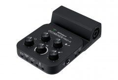 ローランド、高音質のライブ配信や動画撮影を行えるスマホ用オーディオ・ミキサーGO:MIXER PRO-Xを発売