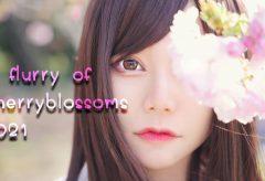 【Views】1695『A flurry of cherry blossoms 2021』2分10秒