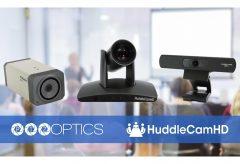 アスク、PTZOpticsとHuddleCamHDのPTZ カメラ・会議用ウェブカメラを発売