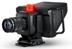 ブラックマジックデザイン、ライブプロダクション用のBlackmagic Studio Camera新シリーズを発売