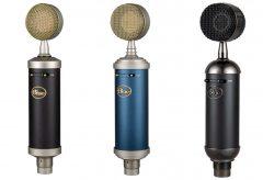 ロジクール、Blueマイクロフォンズの宅録用・ミュージシャン向けマイク Blue XLRシリーズを発売