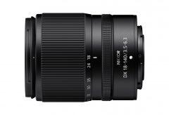 ニコン、Z マウントシステム対応の高倍率ズームレンズNIKKOR Z DX 18-140mm f/3.5-6.3 VRを開発