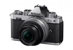 ニコン、ニコンFM2のデザインを受け継いだDXフォーマットミラーレスカメラ ニコン Z fcを発売