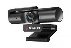 アバーメディア・テクノロジーズ、4K Ultra HD ウェブカメラ LIVE STREAMER CAM 513 「PW513」を発売