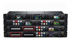 ブラックマジックデザイン、SDカードとSSDメディア使用で収録・再生できる放送デッキHyperDeck Studio4 機種を発売