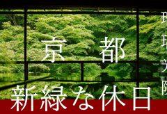 【Views】1759『新緑な休日』3分27秒