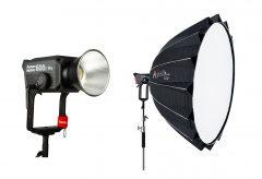 アガイ商事、Aputureのライトストーム シリーズのLEDライトLS 600xProとライトドーム150を発売