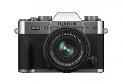 富士フイルム、4K/30P動画撮影が可能なミラーレスデジタルカメラ FUJIFILM X-T30 II