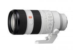 ソニー、世界最軽量大口径望遠ズームレンズ GマスターFE 70-200mm F2.8 GM OSS Ⅱを発表