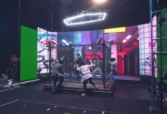 AOI Pro.、TREE Digital Studio・ヒビノと協働でLEDバーチャルプロダクション技術を用いてVaundyの新曲『泣き地蔵』のMVを制作