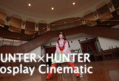 【Views】1833『[4K]Hunter X Hunter Alluka Zoldyck Cosplay Cinematic』3分43秒