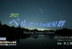 【Views】1850『ペルセウス座流星群2021』1分42秒